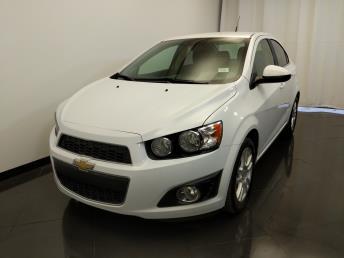 2014 Chevrolet Sonic LT - 1420028973
