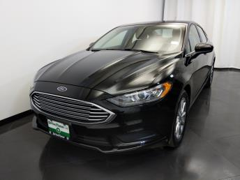 2017 Ford Fusion SE - 1420028980