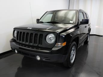2016 Jeep Patriot Sport - 1420028991