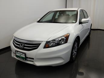 2012 Honda Accord LX-P - 1420029023