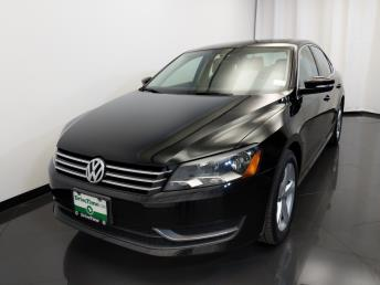 2014 Volkswagen Passat 1.8T SE - 1420029033