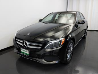 2015 Mercedes-Benz C 300 4MATIC  - 1420029055