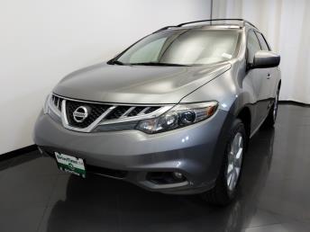 2011 Nissan Murano SL - 1420029065