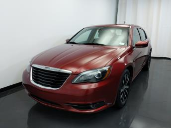 2014 Chrysler 200 Limited - 1420029069