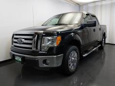 2011 Ford F-150 SuperCrew Cab XLT 5.5 ft