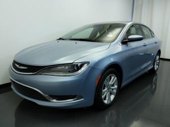 2015 Chrysler 200 Limited - 1420029104