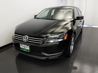 2013 Volkswagen Passat 2.5L SE - 1420029106