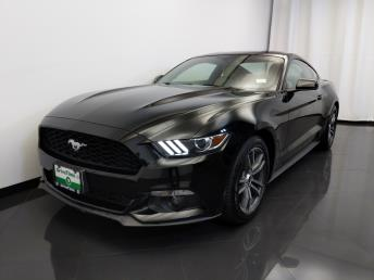 Used 2015 Ford Mustang