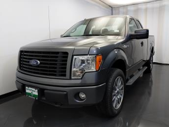 2014 Ford F-150 Super Cab STX 6.5 ft - 1420029118