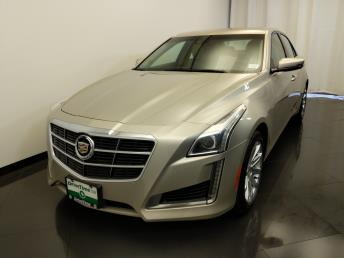 2014 Cadillac CTS 2.0 Luxury Collection - 1420029120