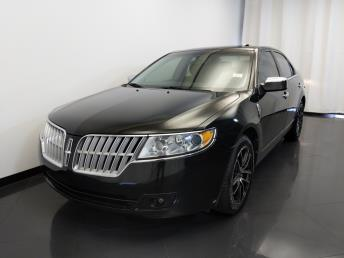 Used 2012 Lincoln MKZ