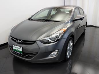 2013 Hyundai Elantra Limited - 1420029160