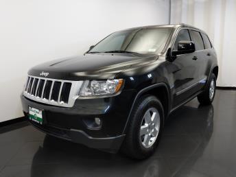 2012 Jeep Grand Cherokee Laredo - 1420029177