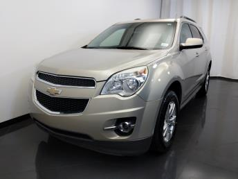 2012 Chevrolet Equinox LT - 1420029181