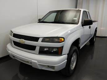Used 2007 Chevrolet Colorado