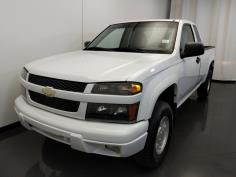 2007 Chevrolet Colorado Extended Cab LS 6 ft