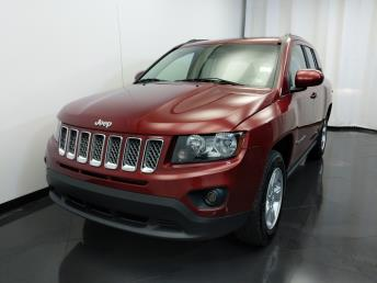 2016 Jeep Compass Latitude - 1420029227