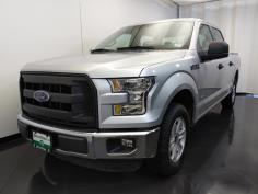 2016 Ford F-150 SuperCrew Cab XL 5.5 ft