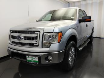 2014 Ford F-150 Super Cab XLT 6.5 ft - 1420029278