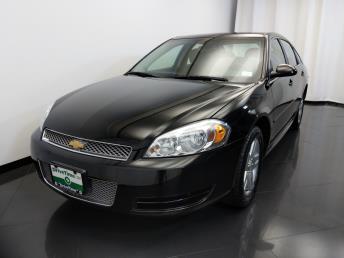 2016 Chevrolet Impala Limited LT - 1420029291