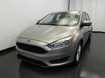 2016 Ford Focus SE - 1420029311