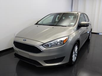 2016 Ford Focus SE - 1420029315