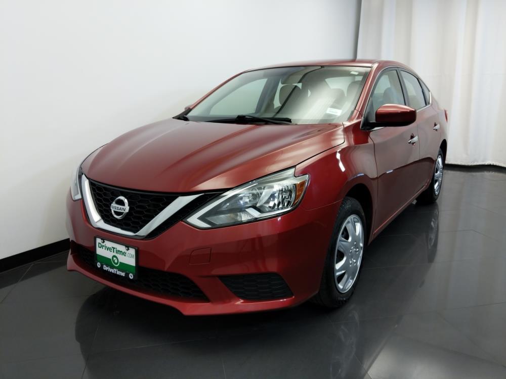 2017 Nissan Sentra SV - 1420029331
