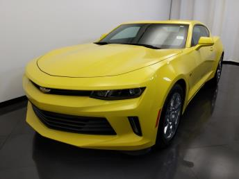 Used 2016 Chevrolet Camaro