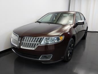 2012 Lincoln MKZ  - 1420029399