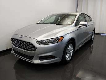 2013 Ford Fusion SE - 1420029426