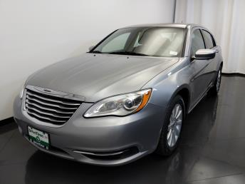 2013 Chrysler 200 Touring - 1420029432