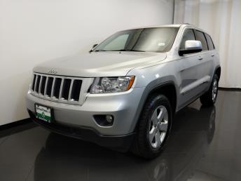 2012 Jeep Grand Cherokee Laredo - 1420029467