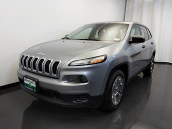 2014 Jeep Cherokee Sport - 1420029586