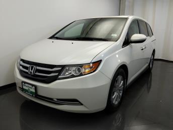 2015 Honda Odyssey EX-L - 1420029778
