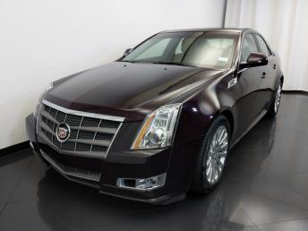 Used 2010 Cadillac CTS