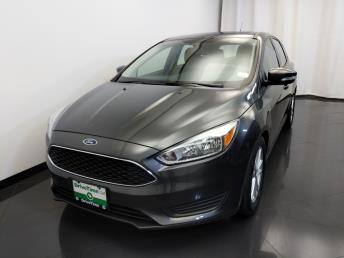 2016 Ford Focus SE - 1420029817