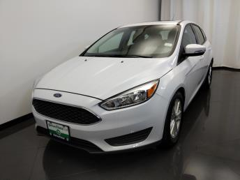 2016 Ford Focus SE - 1420029818