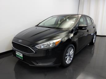 2016 Ford Focus SE - 1420029825