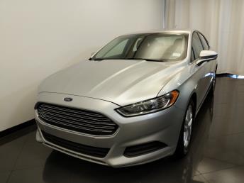 2015 Ford Fusion SE - 1420029828