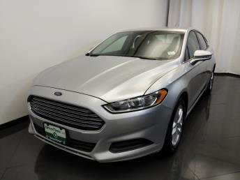 2014 Ford Fusion SE - 1420029859