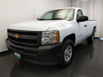 2012 Chevrolet Silverado 1500 Regular Cab Work Truck 8 ft - 1420029880