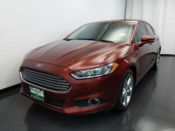 2014 Ford Fusion SE - 1420029887