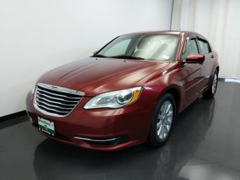 2013 Chrysler 200 Touring - 1420029893