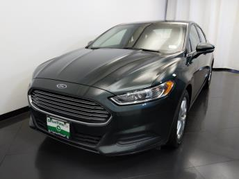 2015 Ford Fusion SE - 1420029954