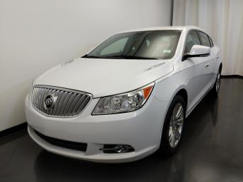 2012 Buick LaCrosse Leather - 1420029965