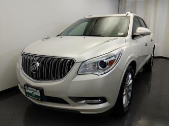2015 Buick Enclave Premium - 1420029981