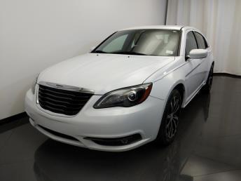 2014 Chrysler 200 Touring - 1420030016