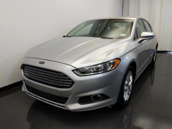 2014 Ford Fusion SE - 1420030034