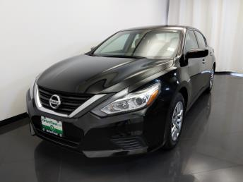 Used 2016 Nissan Altima