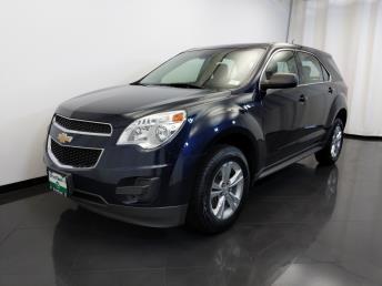 2015 Chevrolet Equinox LS - 1420030124
